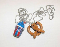 Geekery BFF Necklaces