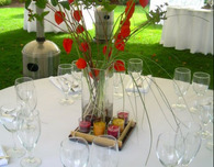 Table Settings and Centerpieces