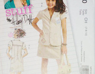 Hilary Duff 'Stuff By Duff' Sewing Patterns