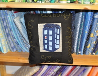 A Doctor Who Pillow, Yoga Mat Pillow and More