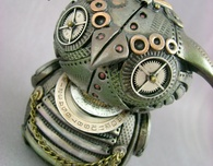 Steampunk -- The Style, Costumes, and Art of this Creative Community