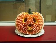 17 Crazy Pumpkin Carving Designs