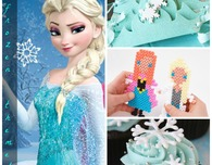 10 Crafts Inspired by Disney's Frozen