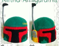 Star Wars Amigurumi and Crochet Hat