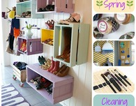 8 Spring Cleaning Projects