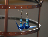Make-A-Crane Earrings