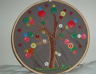 Button Design Hoop