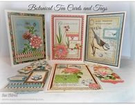 Graphic 45 Botanical Tea Cards & Tags