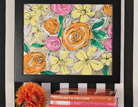 Paint Vintage Flowers Like a Pro!