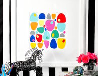 Easy Colorful Art DIYs