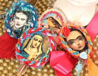 Fabric Jewelry DIY