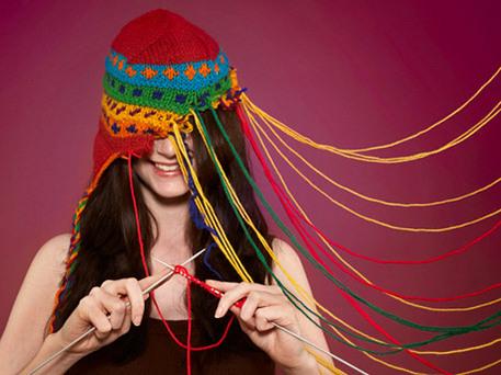 Sirdar, knitting