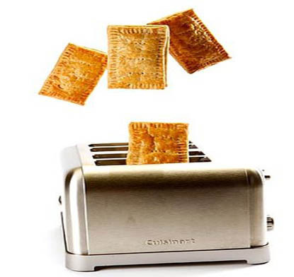DIY toaster pastries