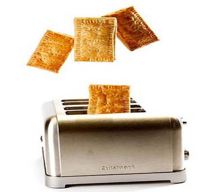 DIY toaster pastries