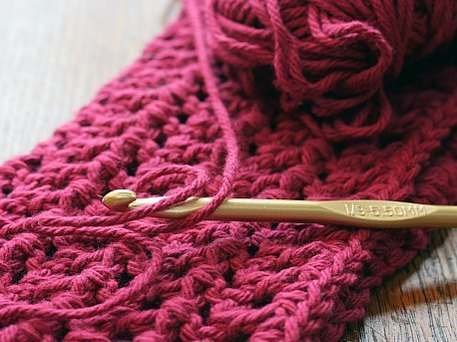 Learn Crochet : Learning to Crochet - The Basics - Craftfoxes
