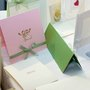 Hand-crafted Invitations from