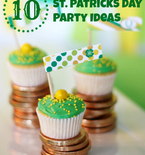 10 Fresh Party Ideas for St. Patrick's Day