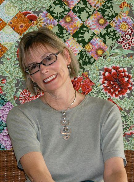 Meg Cox, quilt expert