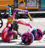 Trending Now — Yarn Bombing