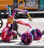 Trending Now — Yarn Bombing