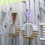 Create Your Own Backyard Bunting