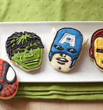 Craft Bits — Superhero Cookies, AC Moore Nosedives, Core77 Design Awards