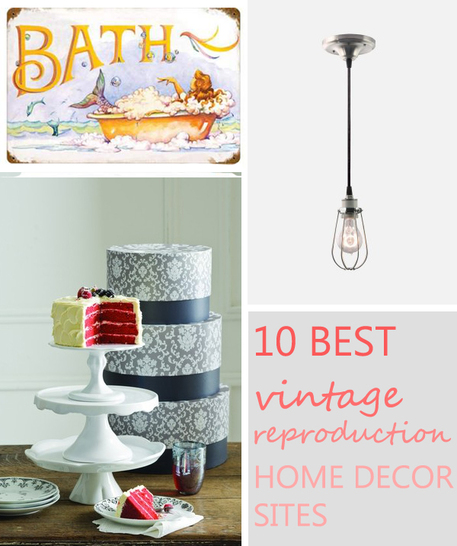 the 10 best vintage reproduction home decor sites craftfoxes wholesale shabby chic home decor vintage reproduction