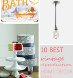 The 10 Best Vintage Reproduction Home Decor Sites
