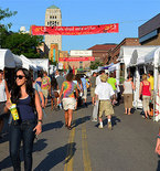 Labor Day Arts & Crafts Festivals