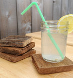 Unique and Innovative Upcycled Coasters