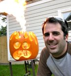 Pumpkin Carving Tips and Ideas from Extreme Pumpkins' Tom Nardone