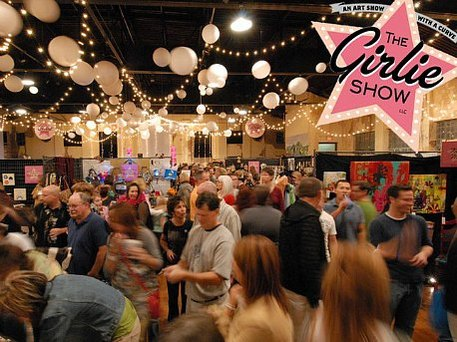 The Girle Show OKC craft fair