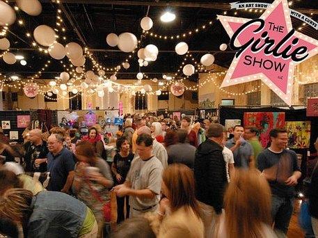 The Girle Show OKC craft fair