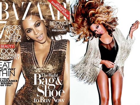 Beyonce Harper's Bazaar Terry Richardson