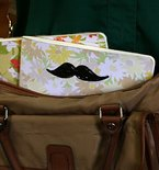 Mustache Crafts Get Girly in Time for Movember
