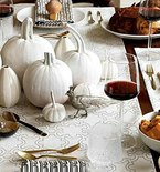Last-Minute Thanksgiving Table Decor