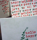 Handmade Holiday Cards — 6 Quick Ideas