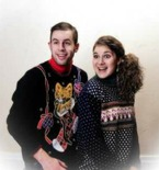 Ugly Christmas Sweaters — Crazy, Crafty and Kooky