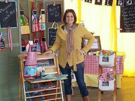 craft fair vendor