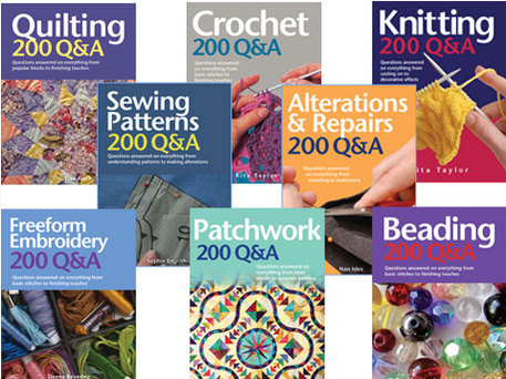 crafting books free giveaway