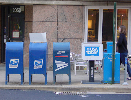 craft bits news story on usps guidelines