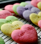 10 Ways to Say 'I Love You' with Cookies, Stamps and Paper Flowers
