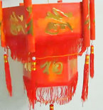 Make a Red Lantern in Honor of Chinese New Year!