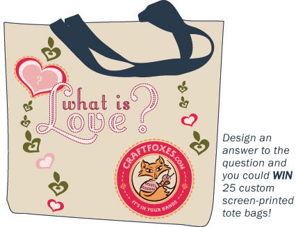 what is love design contest