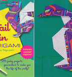 "Comment to Win the book ""Cocktail Napkin Origami!"""