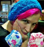 Handmade Conversations: Joan of Dark, Nerdy Knitter