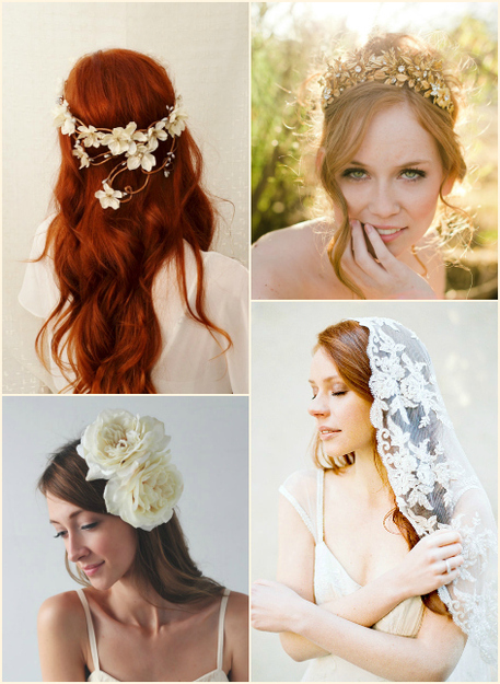 Handmade Wedding Veils and Headpieces