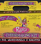 "Comment to Win the ""30 Minute Mozzarella & Ricotta Kit"" from New England Cheesemaking Supply Co.!"