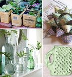 9 Great Ways to Recycle, Refashion and Reuse Tins, Magazines, Boxes and More