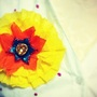 Cinco de Mayo craft paper flowers by the Crafty Chica